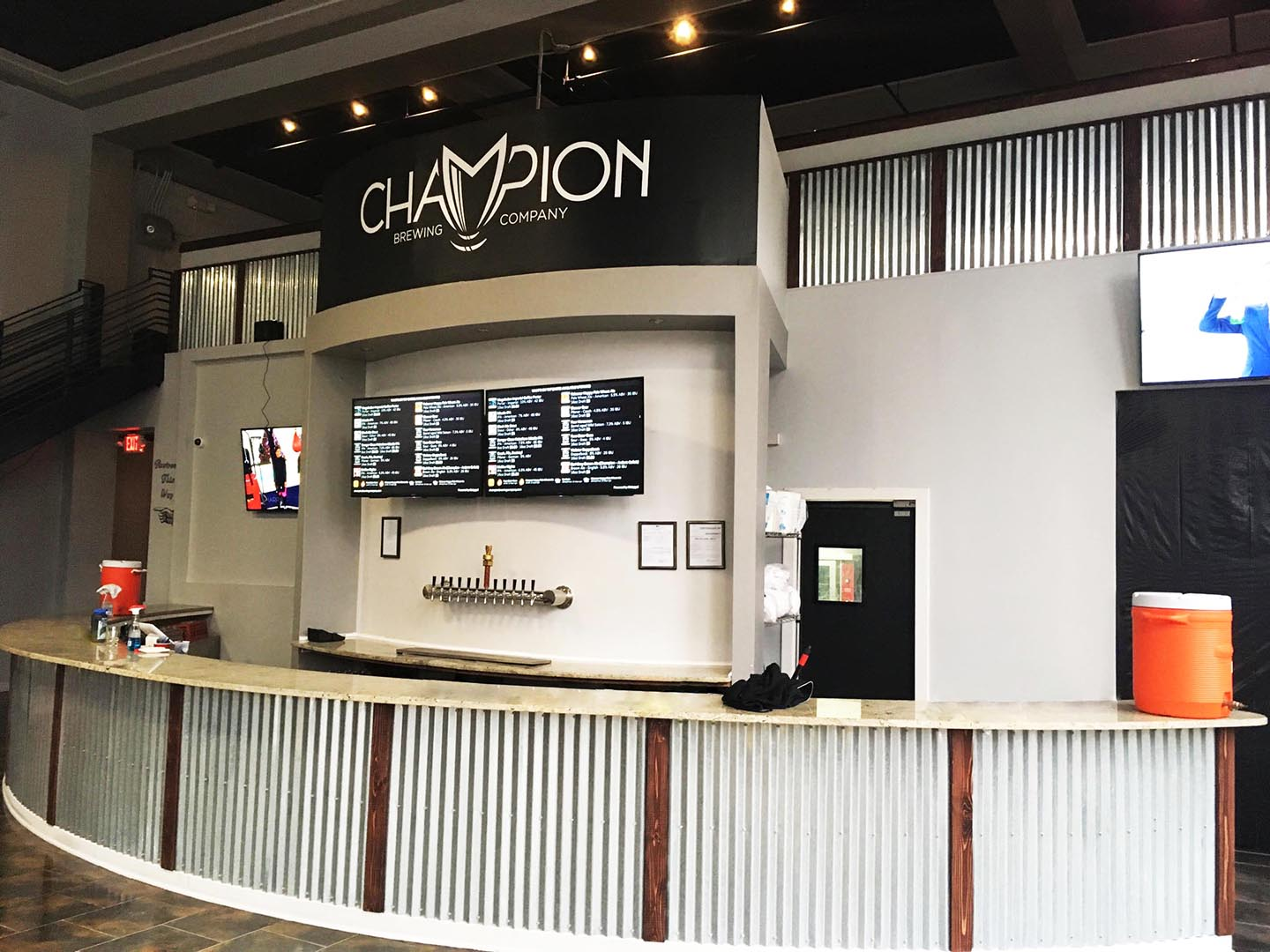 gallery photo : Champion Craft Brewery