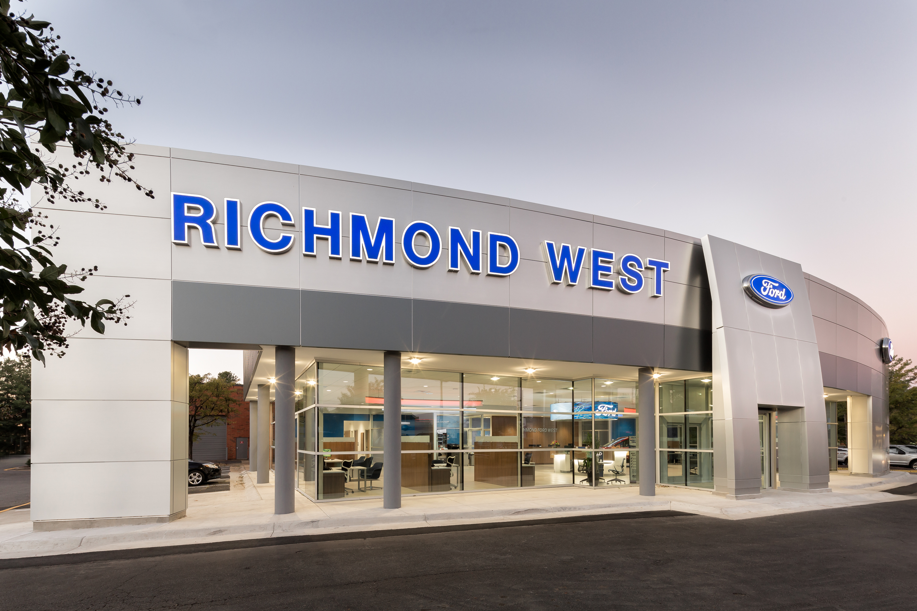 gallery photo : Richmond Ford West