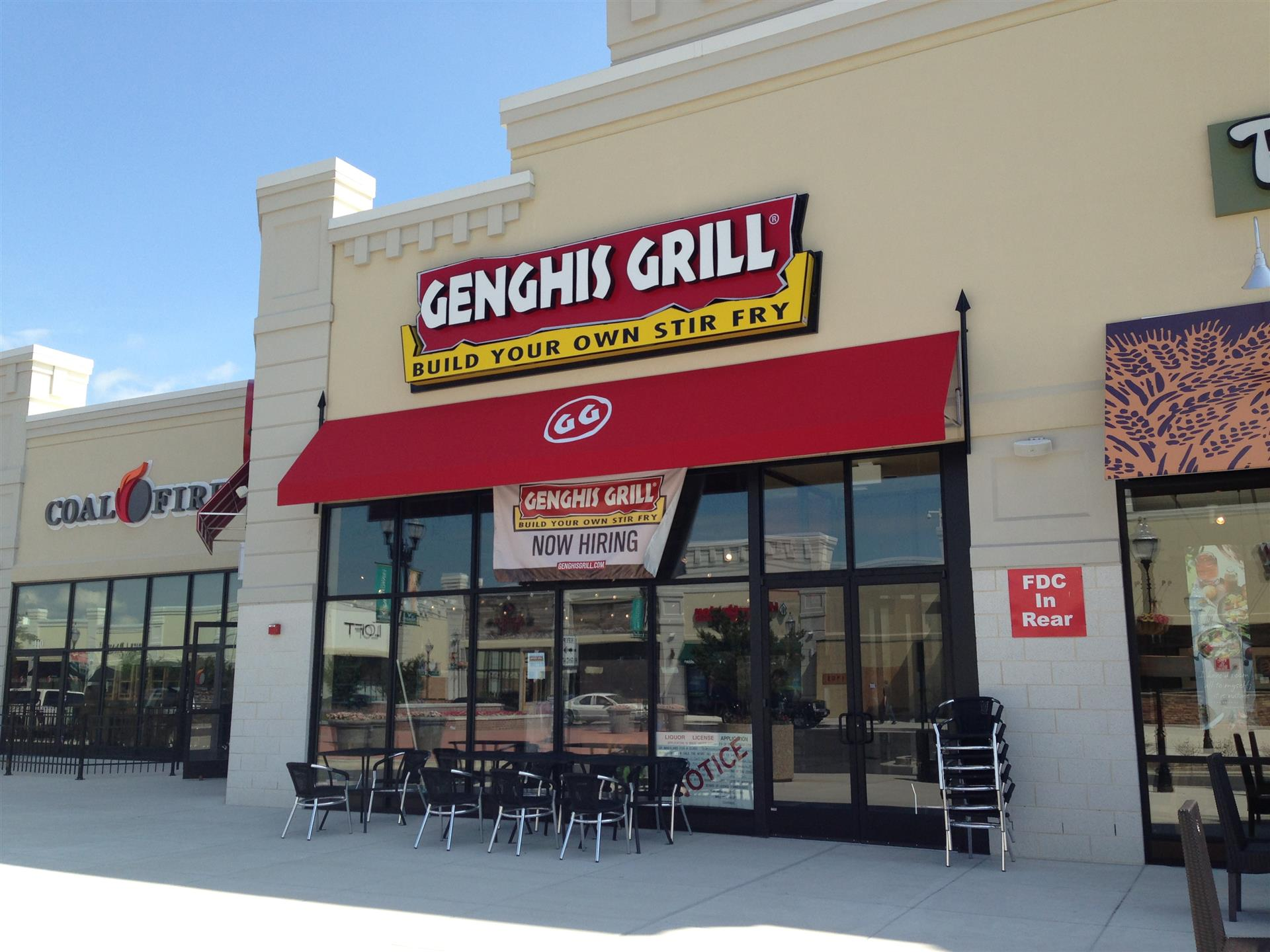 gallery photo : Genghis Grill Restaurant