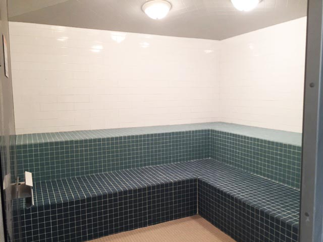 gallery photo : Weinstein JCC Locker Room Renovations