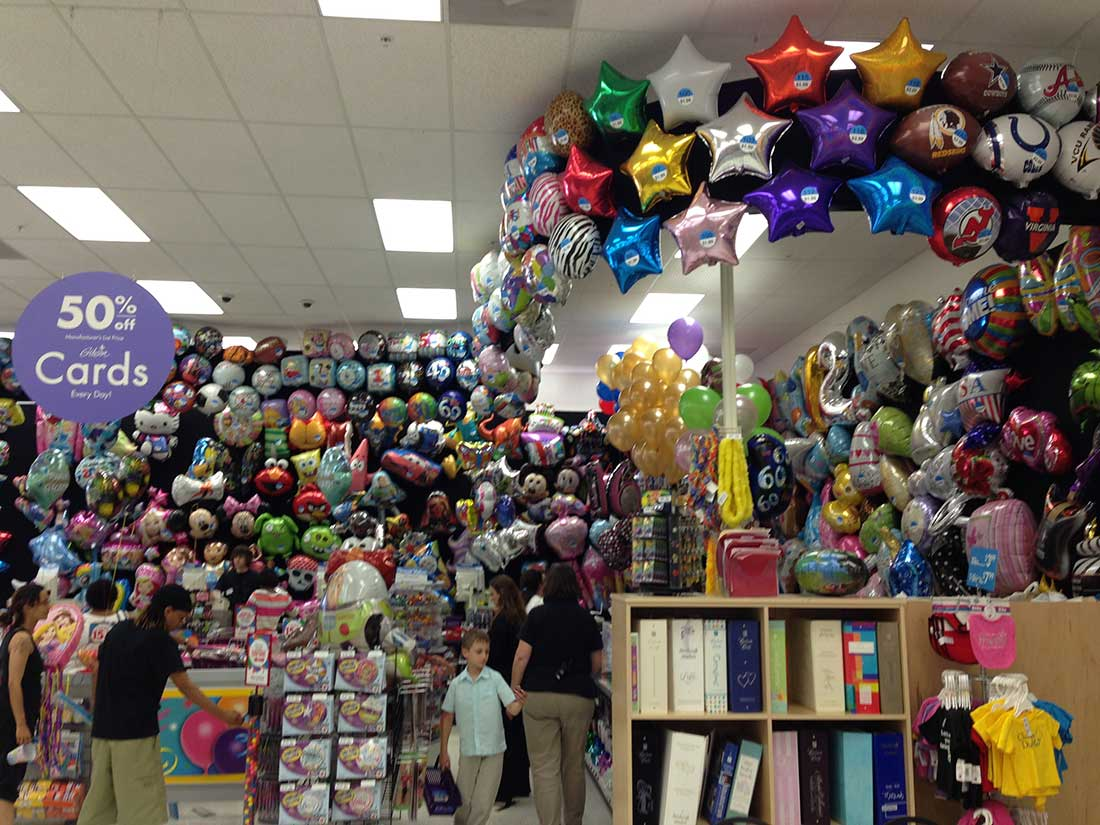 gallery photo : Party City Interior Renovation